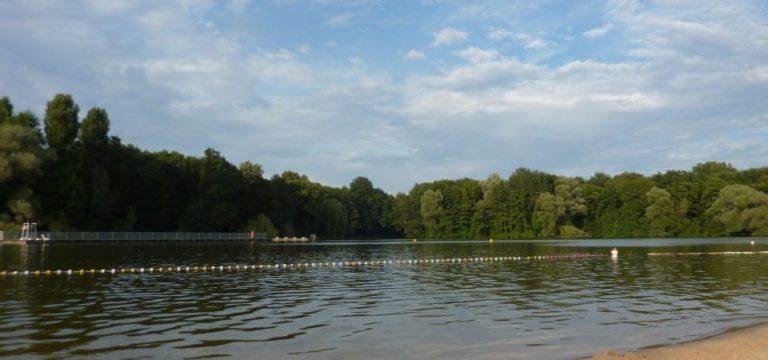 Lac de Jungfernheide