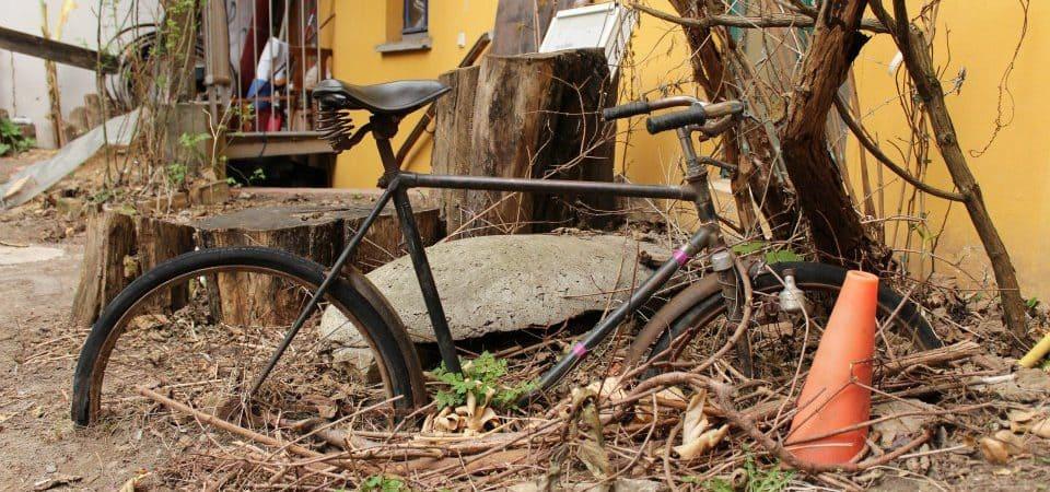 Jamais sans mon vélo
