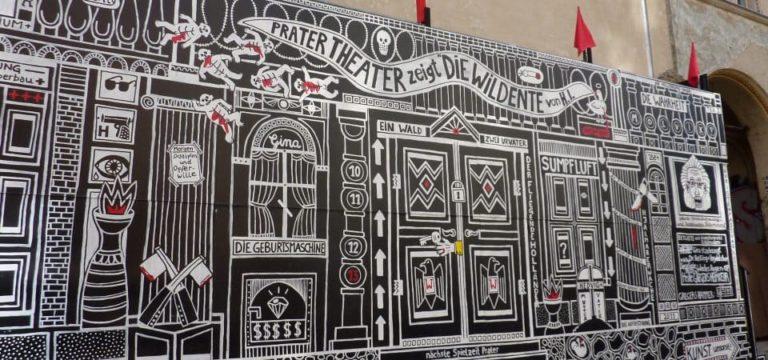 Le Prater Theater créé le buzz