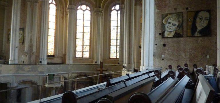 Pousser les portes de la Zionskirche