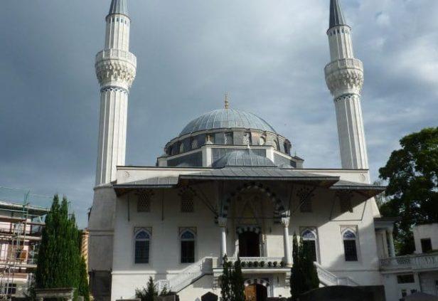 La Mosquée Sehitlik à Berlin