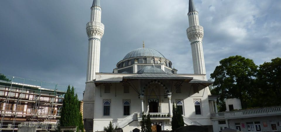 Visite de la mosquée Şehitlik