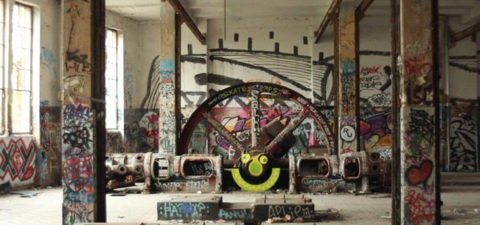 Apéritif sur le toit de la Eisfabrik