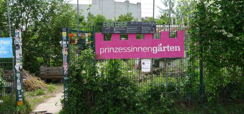 Prinzessinnengarten, un jardin urbain