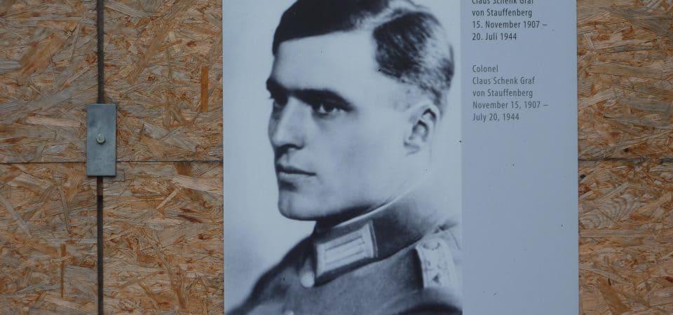 Le musée de la résistance allemande