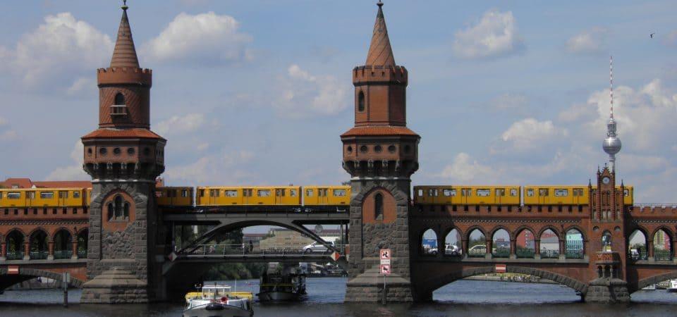 Les plus beaux ponts de Berlin