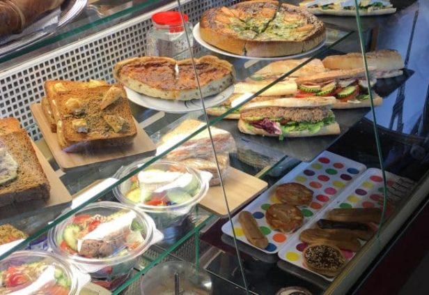 Le restaurant boulangerie Chez Gustave à Berlin