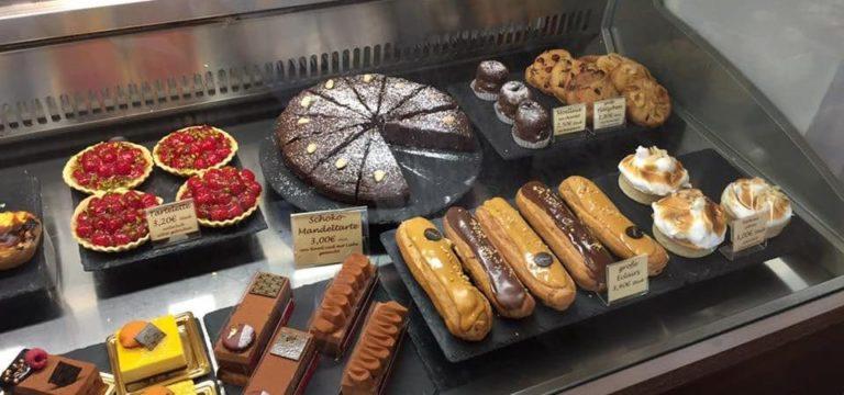 Une chocolaterie de choix