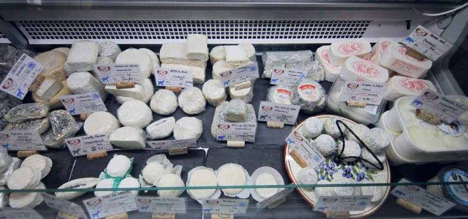 Un amour de fromage