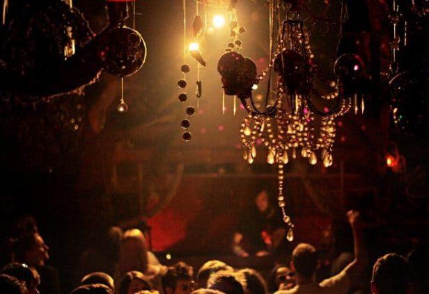Le club Sisyphos à Berlin
