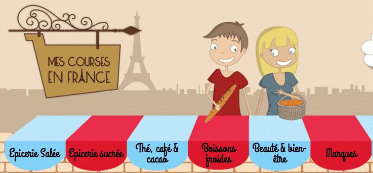 Provision de saveurs françaises