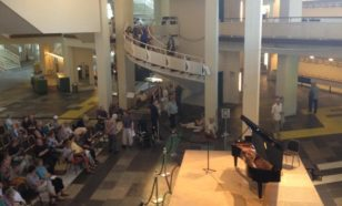 Un déjeuner au Philharmonie de Berlin