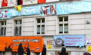 Le bar associatif Erreichbar à Berlin