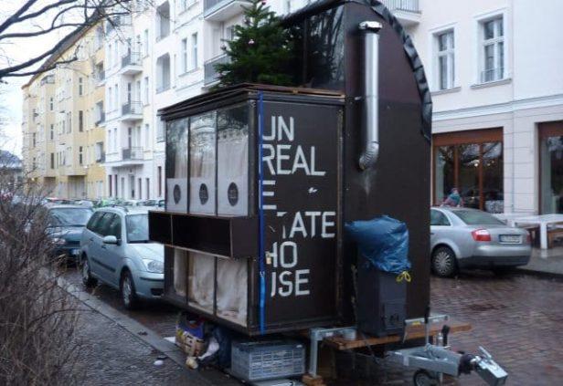 Des micro-maisons à Berlin