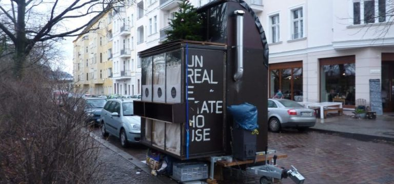 Micro Maison contre gentrification