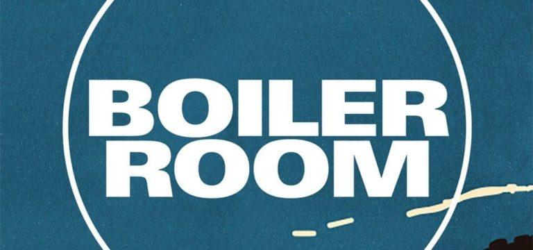 Guest à la Boiler Room