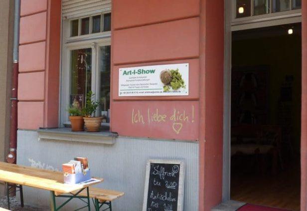 Art I Show, une cantine littéraire à Berlin