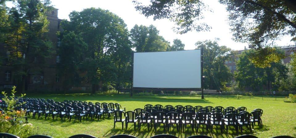 Les meilleurs cinéma en plein air de Berlin