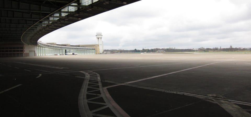 Visiter l'aéroport de Tempelhof