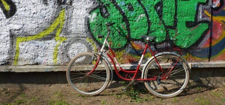 En vélo à Berlin