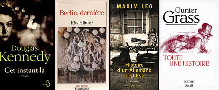 Sélection livres – Berlin à l'époque du mur