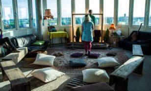 Une soirée cinéma au Greenhouse à berlin