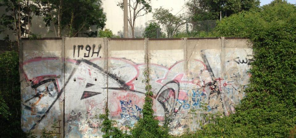 Faire le tour du Mur de Berlin