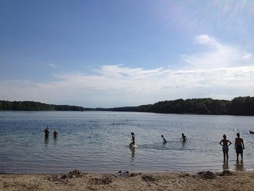 plage de Sacrower See