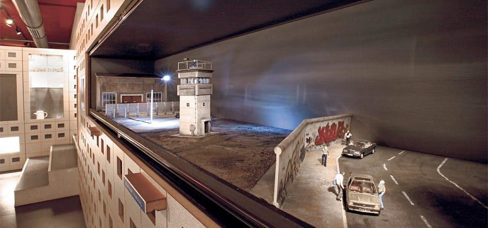 Musée de la RDA à Berlin