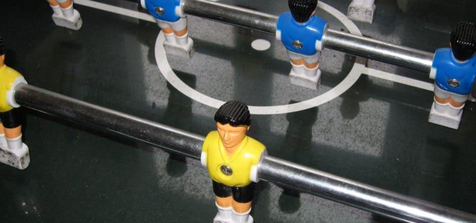 Les baby-foot au banc d'essai