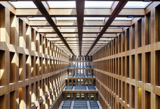 Bibliothèque d'architecte à Berlin