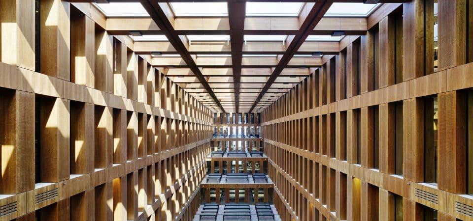 Bibliothèques d'architecte