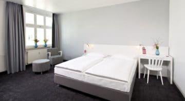 hôtel Calma dans le quartier de Mitte à Berlin