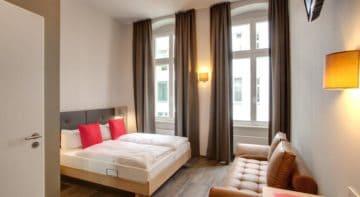 L'hôtel Meininger à Berlin Mitte