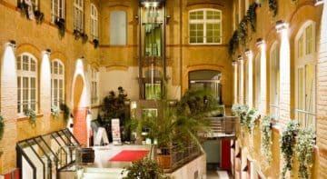 L'hôtel Singer à Berlin Mitte