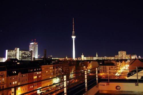 Hôtel Wombat dans le quartier de Mitte à Berlin
