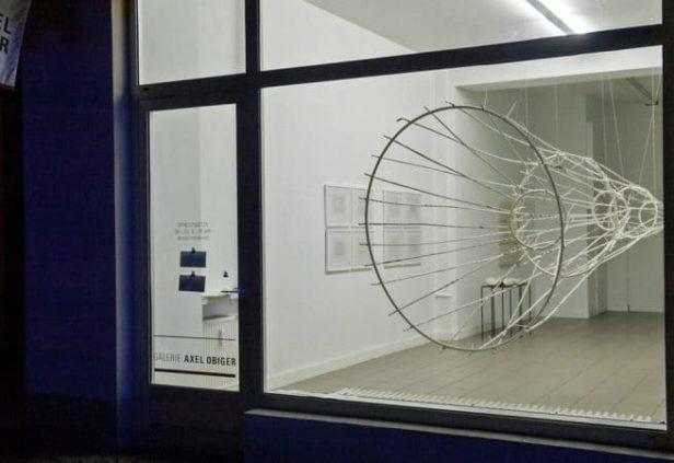 Project Space à la galerie Axel Obiger