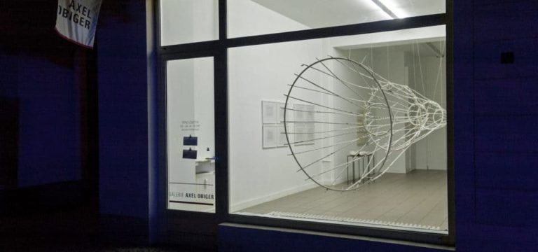 Axel Obiger, un project space à Berlin