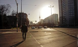 Karl-Marx-Allee à Berlin