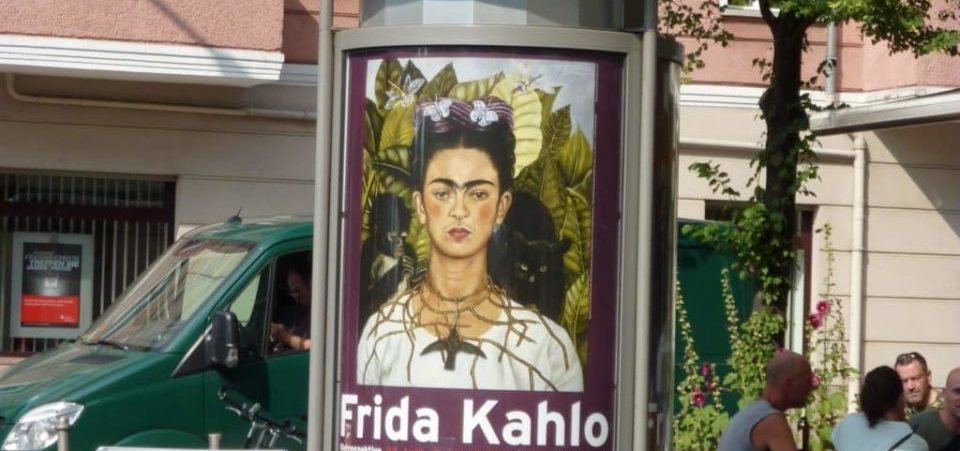Frida Kahlo à Berlin