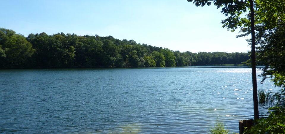 Lacs en tramway
