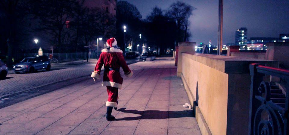 Ma liste au Père Noël Berlinois
