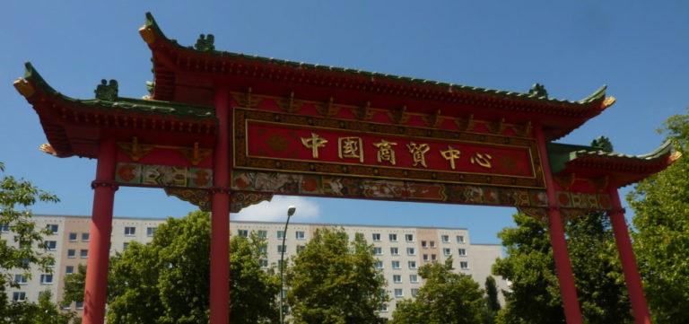 Le marché asiatique de l'Est