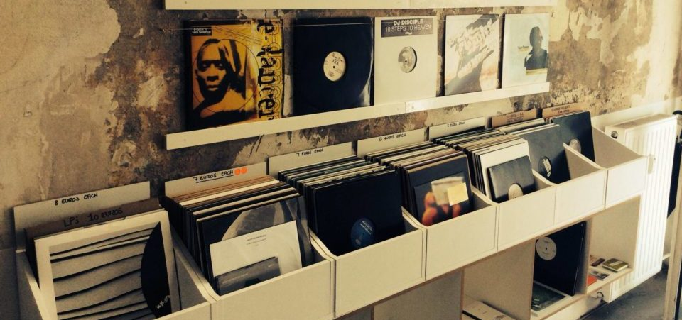 180G Record Store