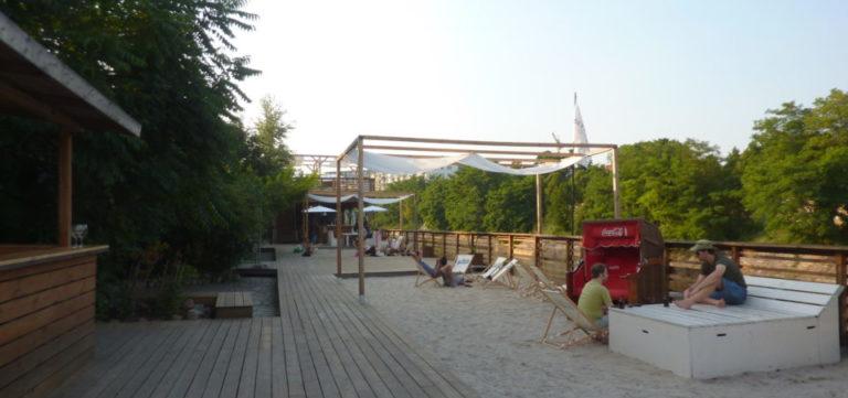 Strandbar Ressort, certifié sans touristes ajoutés