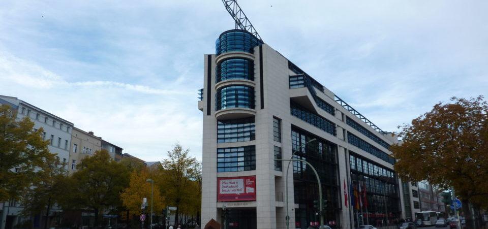 Expositions à la Willy Brandt Haus