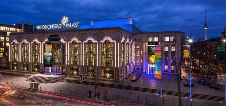 Une soirée au Friedrichstadt-Palast