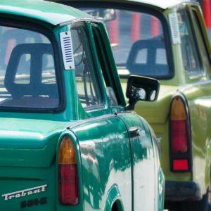 Safari en trabant à Berlin