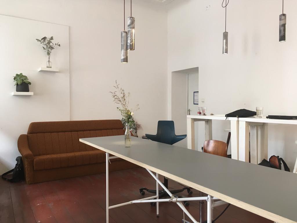 Weserland, un espace de coworking à Berlin Neukölln