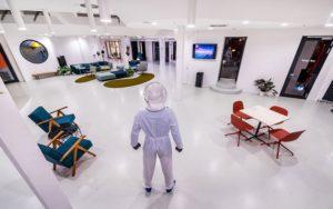L'espace de coworking Space Shack à Berlin Schöneberg